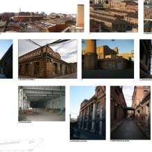 3 - Diferent imatges de l'estat actual del recinte