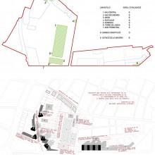 6 - Comparativa dels edificis protegits, que s'enderroquen i que es conserven
