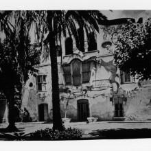 Registre: 36 (AMSJD). Façana principal de Can Negre. Any: 1931