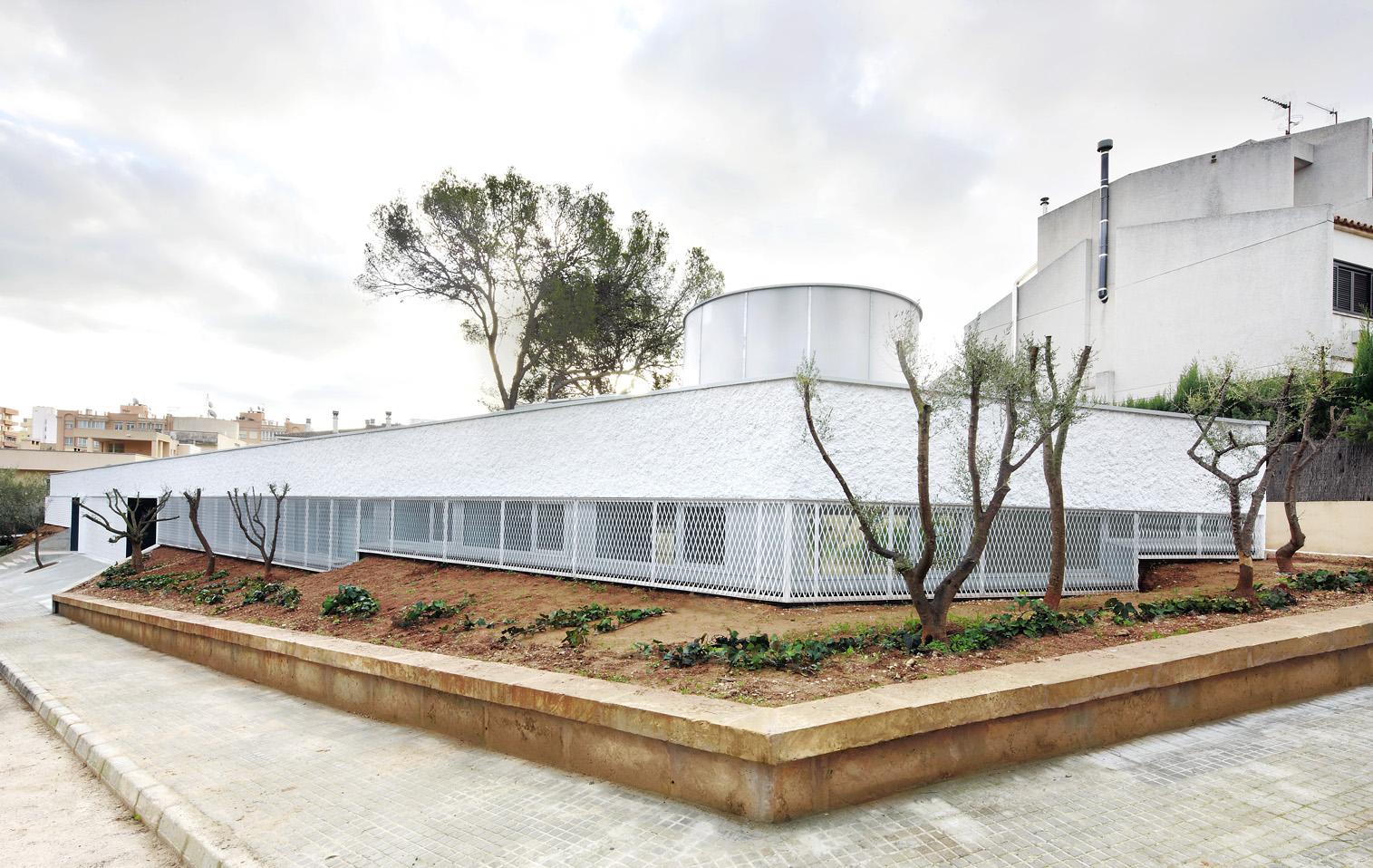 Flexo Arquitectura: Centro de día y actividades comunitarias ...