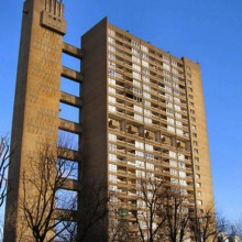 Vista de Balfron Tower