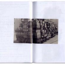 Llibreta de treball [2011]. Isabel Banal i Xifré