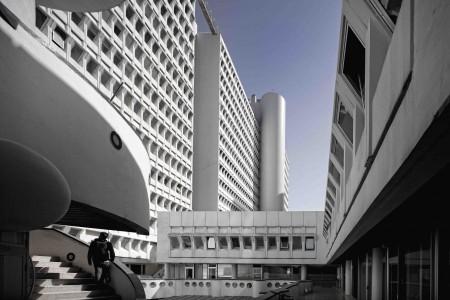 Fernando Guerra for Aircraft Carrier, The Textile Compound, Tel Aviv, 2012