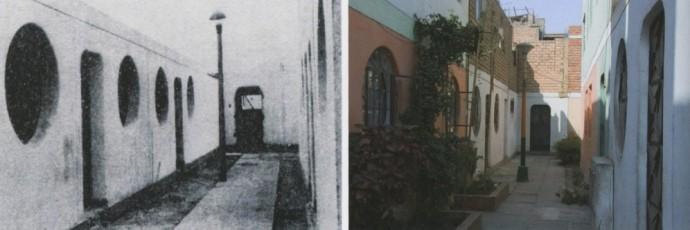 Proyecto de James Stirling en 1978 y 2003