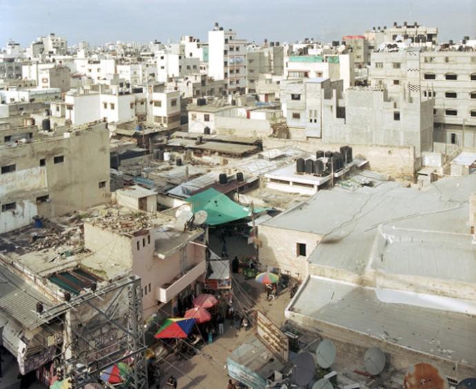 GAZA STRIP - PHOTOESSAY FOR DOMUS