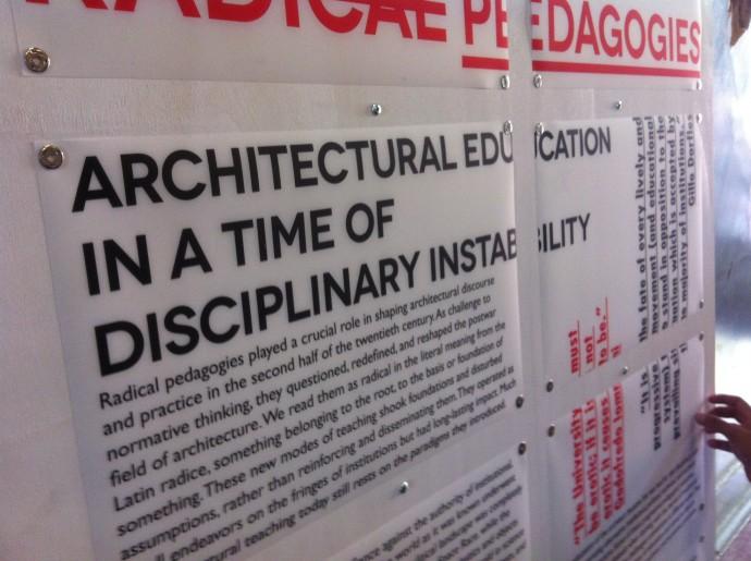 Radical Pedagogies, Princeton University.