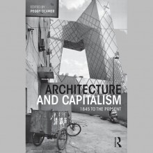 Cover of the book Architecture and Capitalism 1845 to the Present.