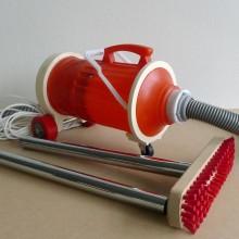 Improvised Vacuum. Jesse Howard.