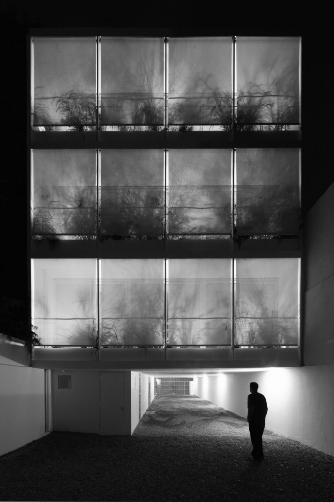 11 de Septiembre, 3260. CABA, Argentina. Adamo Faiden arquitectos. 2011. Photograph: Cristóbal Palma