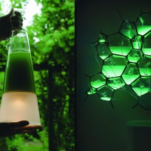 Latro Lamp Mike Thompson. Bio-light Philips