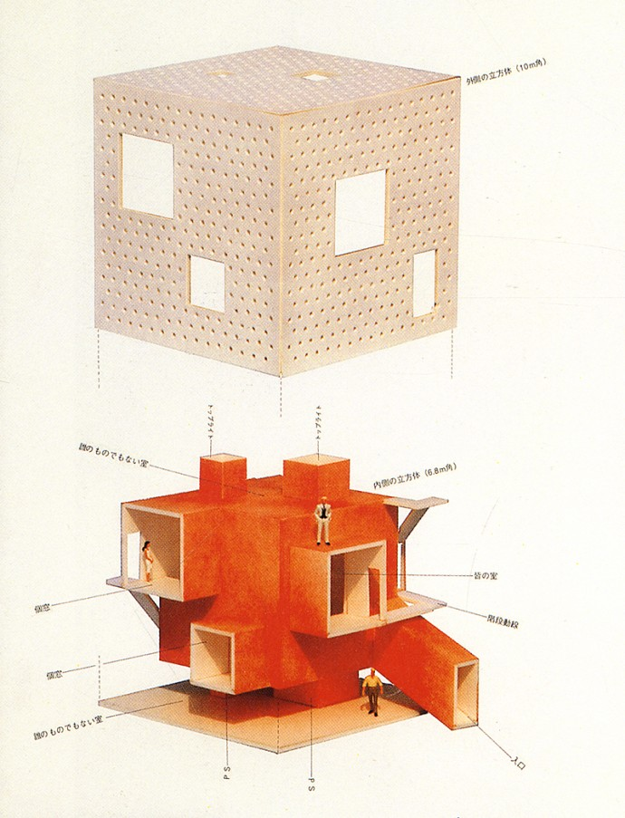 Atelier Bow Wow. Japan Architect 17 Spring 1995: 227. Source: RNDRD