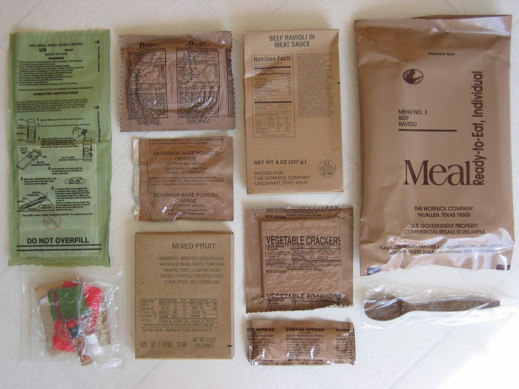 Buy Premium MREs (Meals, Ready to Eat) | MRE Marketplace
