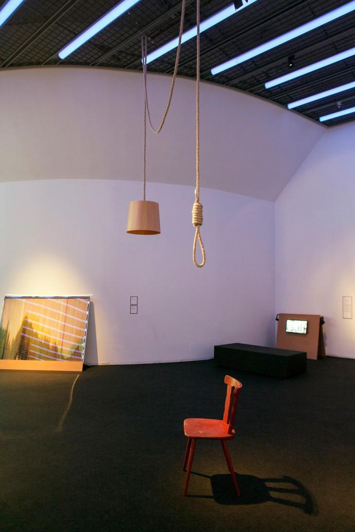 Marc Ligos, Hang Lamp, 2009.