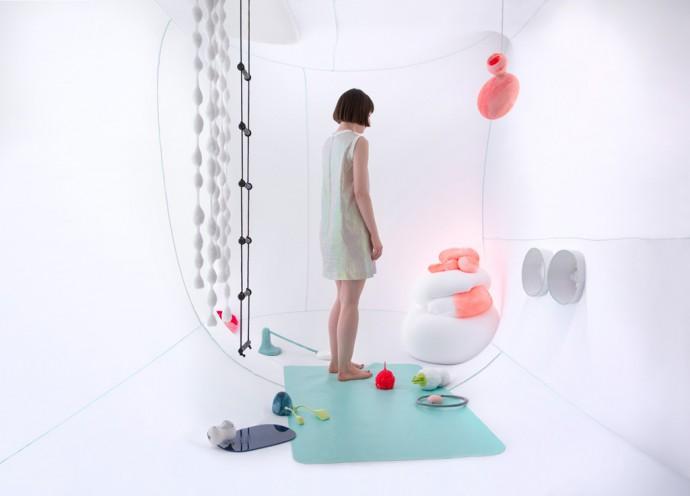 Johanna Schmeer, Bioplastic Fantastic, 2014.